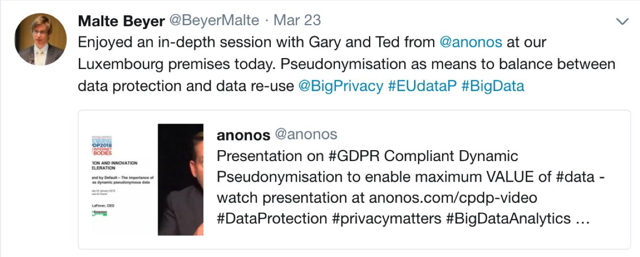 Tweet_DG_Connect_Anonos