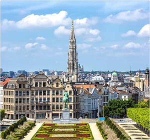 Brussels Location